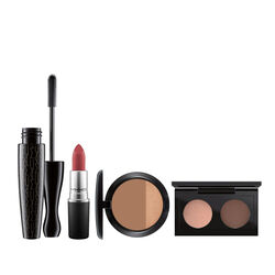 MAC Look In A Box  Cool Travel Exclusive