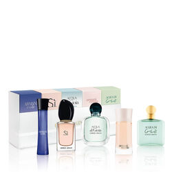 Armani Armani Fragrances Women Miniatures Set