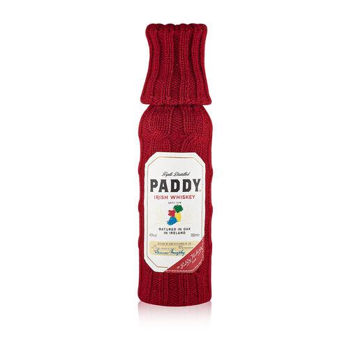 Paddy Paddy Woolen Sleeve Irish Whiskey 70cl