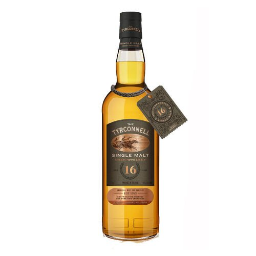 Tyrconnell Tyrconnell 16YO Irish Single Malt Whisky 70cl