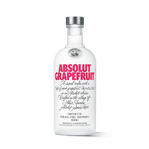 Absolut Absolut Grapefruit Vodka 70cl