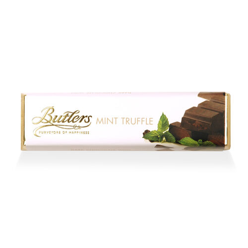 Butlers 75g Dark Mint Truffle Chocolate Bar