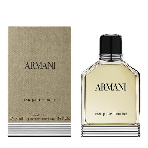 Armani Eau Pour Homme Eau de Toilette 100ml