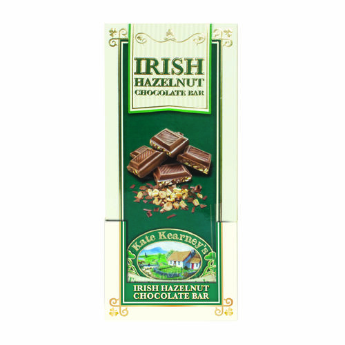 Kate Kearney Irish Hazelnut Chocolate Bar 100g