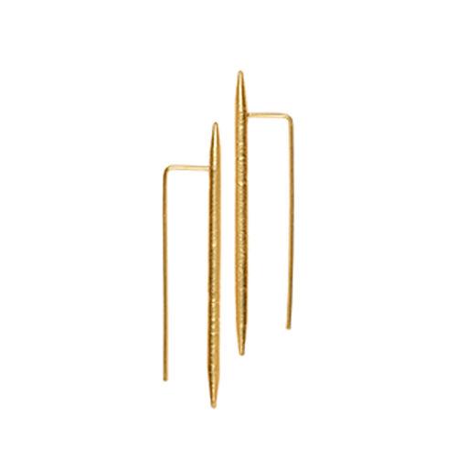 Inner Island Duende Earrings Gold