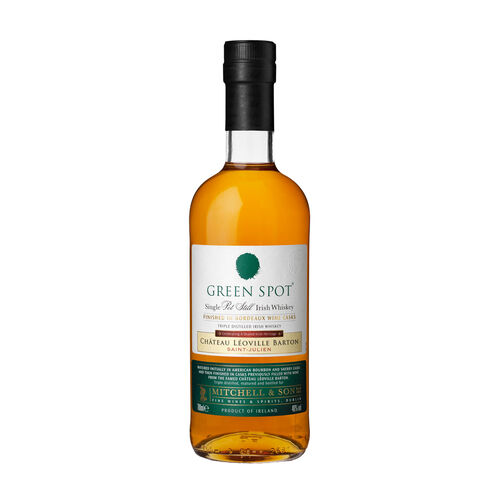 Green Spot Irish Whiskey Leoville Barton 70cl Bottle