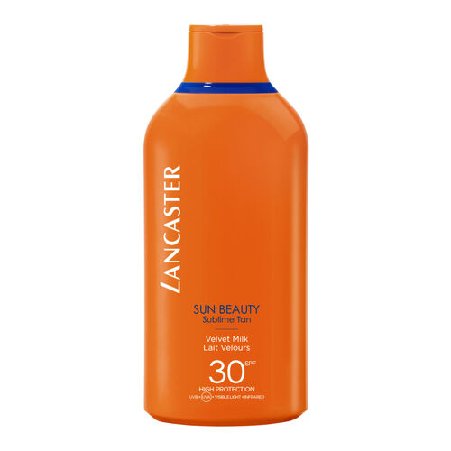 Lancaster Sun Beauty Velvet Milk  Spf30 400ml