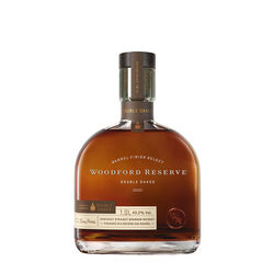 Jack Daniels Woodford Reserve Double Oak  American Whisky 1L