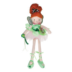 Souvenir Niamh Irish Fairy Rag Doll