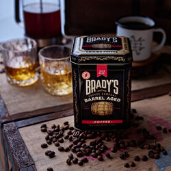 Souvenir SOV Coffee Whiskey Blend Tin  227g