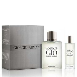 Armani Acqua Di Giò Value Set Eau de Toilette & Travel Spray 115ml