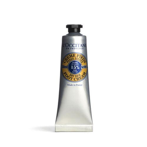 L'Occitane Shea Butter  Foot Cream 30ml