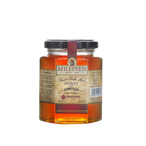 Mileeven Honey with Jameson Whiskey