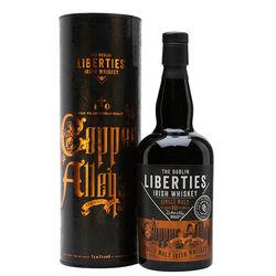 Liberties Liberties Copper Alley 10 YO Single Malt Irish Whiskey 70cl