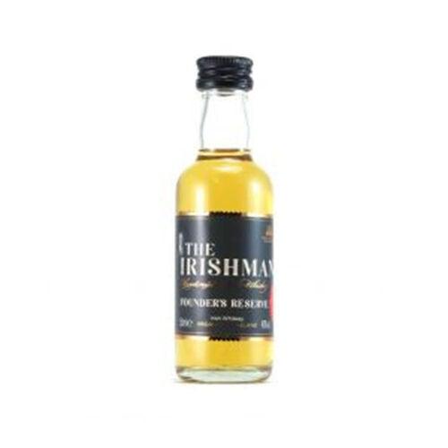 The Irishman The Irishman Founders Reserve Irish Whiskey  5cl