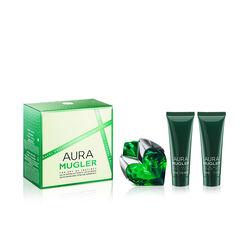 Mugler Aura Eau de Parfum & Body Lotion & Shower Gel Set