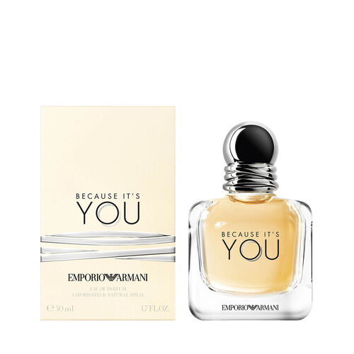 Armani Emporio Armani Because Its You  Eau de Parfum 50ml