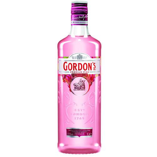 Gordons Pink Gin  1L