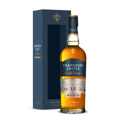 Knappogue Castle 12 Year Old Chateau Pichon Baron Irish Whiskey 70cl