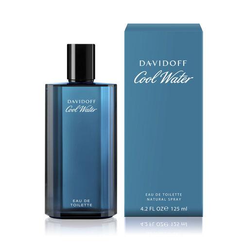 Davidoff Cool Water Men Eau de Toilette 125ml