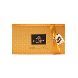 Godiva Gold Discovery Collection 28 pieces 304g