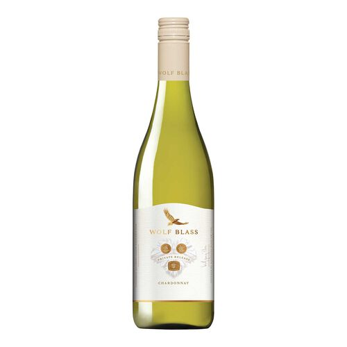 Wolf Blass Private Release Chardonnay 75cl