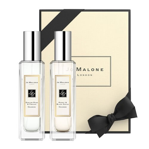 Jo Malone London English Pear & Freesia + Peony & Blush Suede  Duo Cologne 30ml