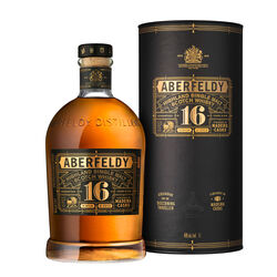 Aberfeldy 16 Years Madeira Cask Whisky  1L
