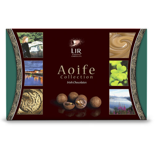 Lir Aoife Assorted Chocolates Irish Chocolates 115g
