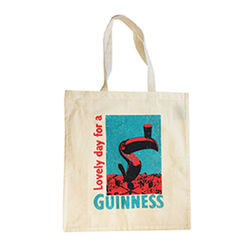 Guinness  Natural Toucan Tote Bag