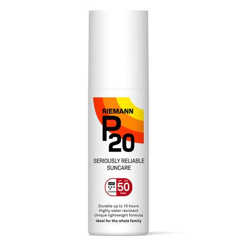 P20 P20 Once Spf50 Spray  100ml