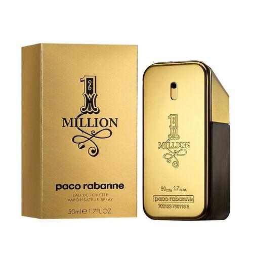 Paco Rabanne 1 Million For Men Eau de Toilette 50ml