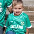 Lansdowne Kids Lansdowne Sports Shamrock Sublimated Performance Kids T-Shirt  1/2