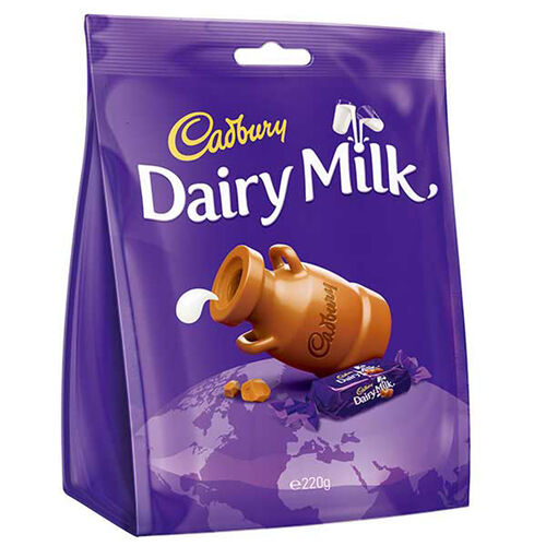 Cadbury Chunks Bag  200g