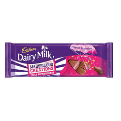 Cadbury Marvellous Creations  Jelly Popping Candy 250g