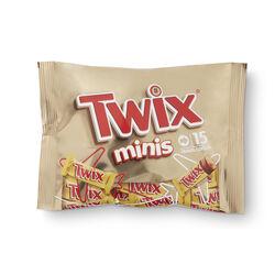 Twix Minis Bag  333g 24 x 1