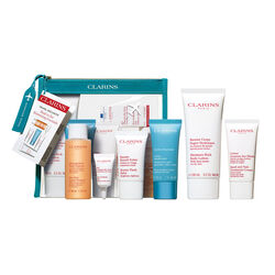 Clarins Head To Toe Moisturizing Essentials