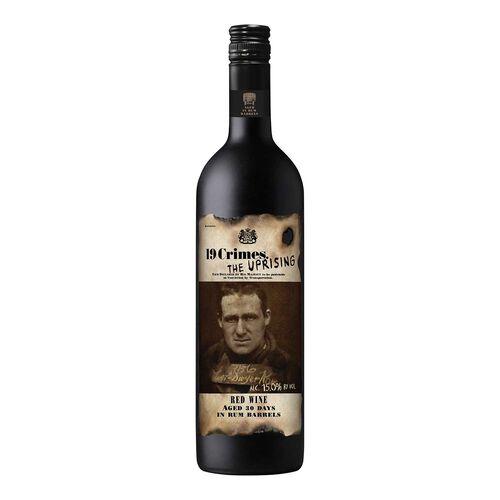 19 Crimes Rum Barrelled Wine 75cl