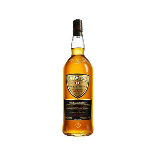 Powers Irish Whiskey Gold Label 1L