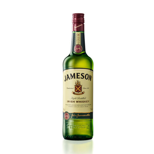 Jameson Irish Whiskey 70cl Bottle