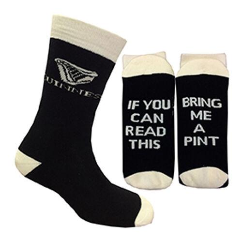 Guinness  Bring Me A Pint Novelty Socks