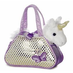Toys Toy Fancy Pal Unicorn Purple 20cm