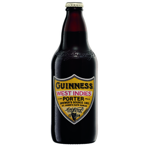 Guinness West Indies Porter Beer 50cl