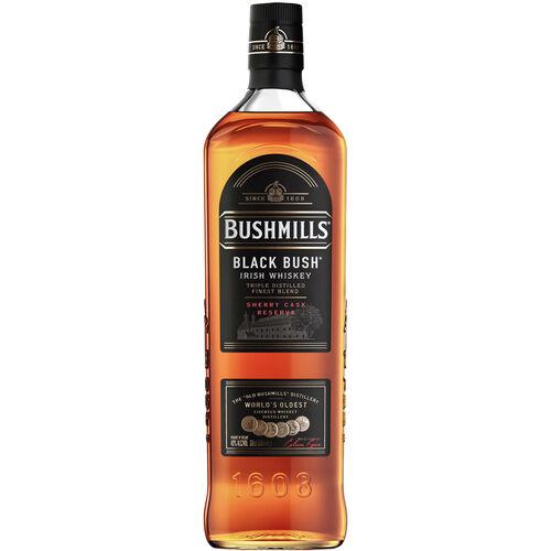 Bushmills Black Bush  1ltr Irish Whiskey 1L