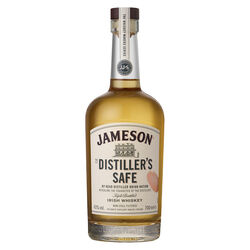 Jameson The Whiskey Maker's Series: The Distiller's Safe Irish Whiskey Ireland  0.70ltr Distiller's Safe 70cl