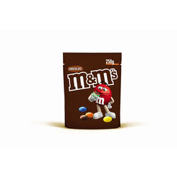 M&M Choco Pouch  250g 27 x 1 250g