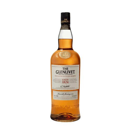 Glenlivet Single Malt Whisky Scotland  Master Distiller's Reserve 1L