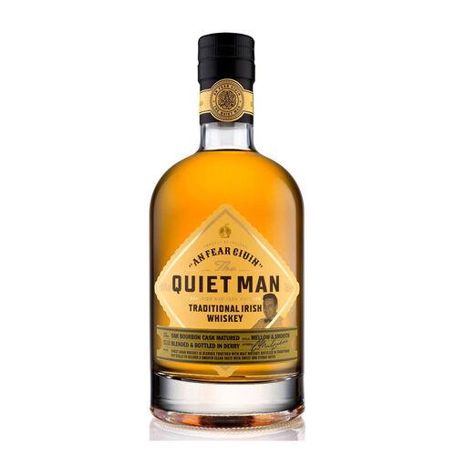The Quiet Man The Quiet Man Superior Blend Irish Whiskey 70cl