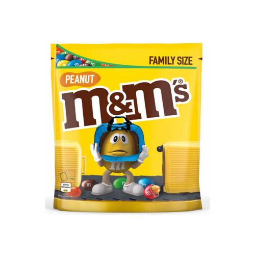 M&M Peanut Maxi Pouch  440g