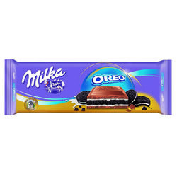 Milka Milka & Oreo Tablet  300g
